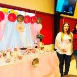 Carla Maribel Romero disfrutó de un tierno baby shower