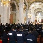Festejan Día del Policía a lo grande en la DMSP