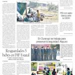 Edición impresa del 18 de enero del 2019