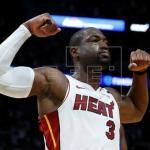115-99.Wade lidera ataque ganador de Heat, que corta racha triunfal a Celtics