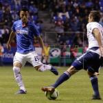 El canadiense Cavallini rescata empate para Puebla, 1-1 ante el Cruz Azul