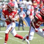 31-13.Mahomes y Chiefs, a la final de Conferencia Americana al vencer a Colts