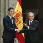 Visita de Sánchez a México plena de detalles irreverentes e inusuales