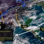 Frío y fuertes vientos traerá el frente frío No. 29 que entra hoy al norte y noroeste del país, Durango entre ellos