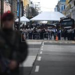 Policía salvadoreña arresta a 318 pandilleros en medio de alza de violencia