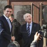Cronología de la disputa entre Atenas y Skopje sobre el nombre de Macedonia