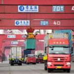 El comercio exterior de China crece un 8,7 % en enero
