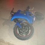 Muere policía estatal en terrible accidente de moto por Primo de Verdad