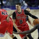 108-107. LaVine sella la victoria de los Bulls