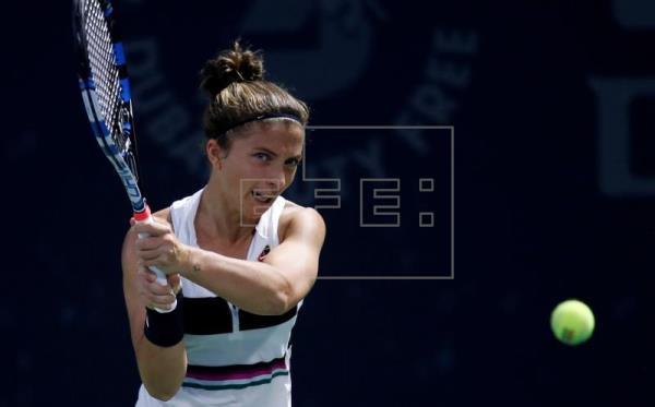María Camila Osorio se despide del Claro Colsanitas Open
