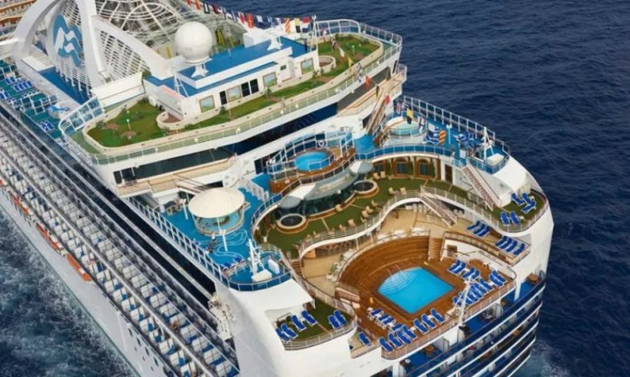 Alrededor del mundo en crucero, con Princess Cruises