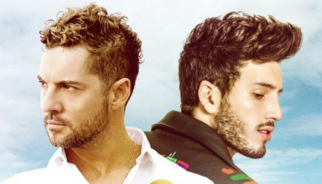 «A partir de hoy», la nueva canción de David Bisbal y Sebastián Yatra