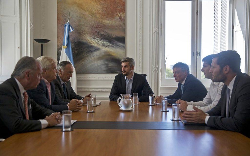 El Gobierno y la UIA acordaron una tregua y un plan de trabajo conjunto