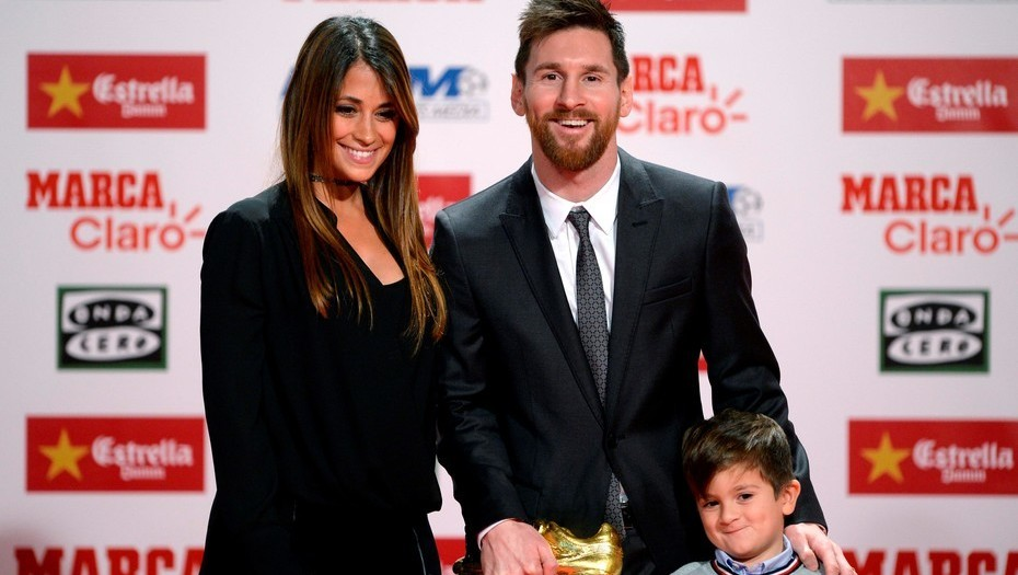 Nació Ciro, el tercer hijo de Lionel Messi y Antonela Roccuzzo