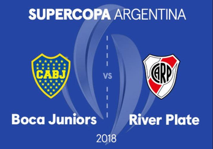 Boca-River: todo lo que hay que saber del superclásico por la Supercopa Argentina