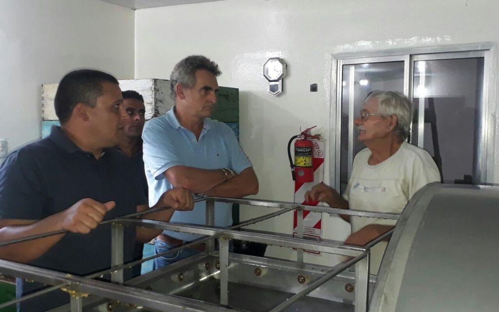 Agustin Rossi Visito – GENERAL LAVALLE – Paraje Pavon