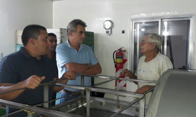 Agustin Rossi Visito – GENERAL LAVALLE – Paraje Pavon