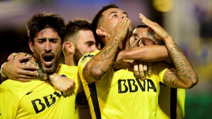 Boca le ganó sobre el final a Tigre y sigue firme en la cima