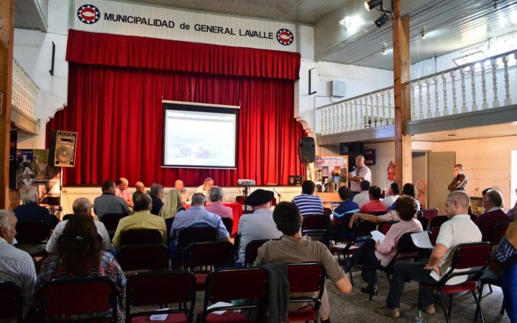 Plan Hídrico – Vial Municipal – Municipio de GENERAL LAVALLE