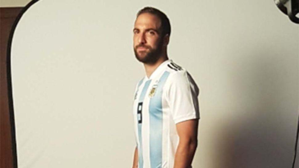 Jugadores de la Selección se sacaron la foto oficial
