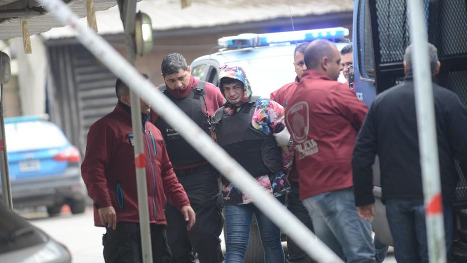 Crimen en Lugano  «Pity» Álvarez está en Tribunales y el juez lo espera para que ratifique su confesión