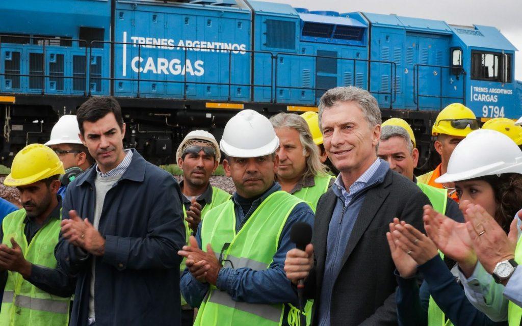 Macri: «Volviendo al pasado solamente nos vamos a autodestruir»