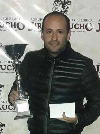 FELICITACIONES al grupo Amanecer Santos Vega por los premios obtenidos en el certamen de giron gaucho de madariaga…