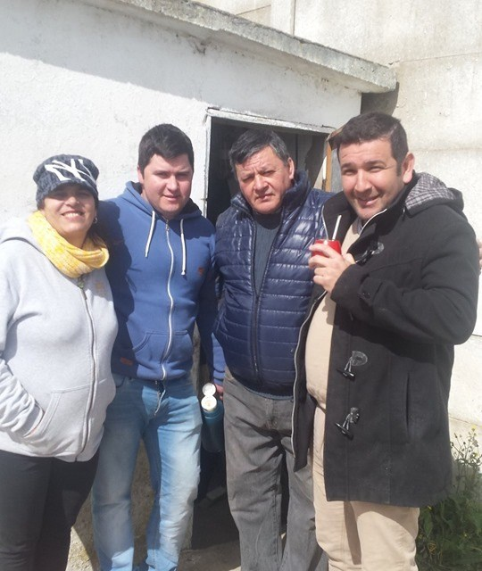 Hablamos con el Presidente del Club Deportivo Popular de nuestra Localidad – ANDRES LORENZETTI-