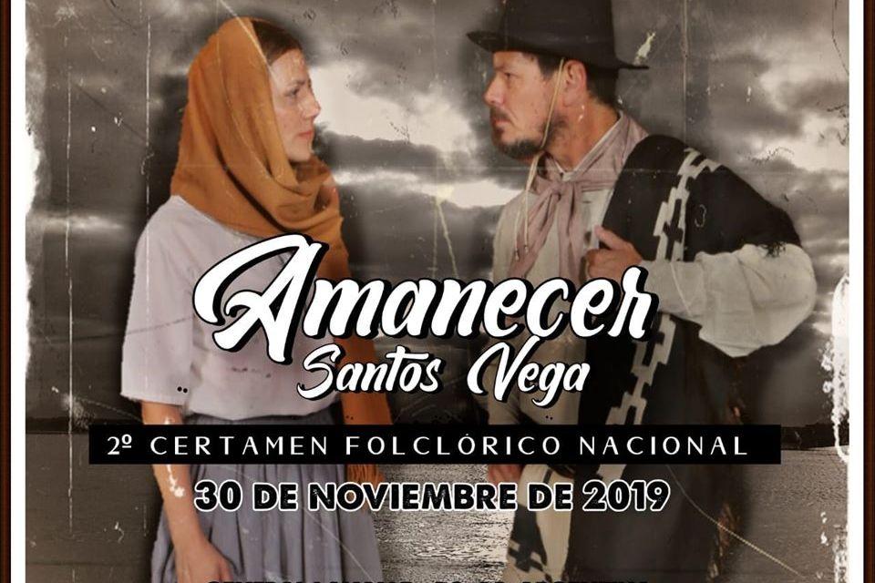 2do. Certamen folklorico «La tierra de Santos Vega» Gral. Lavalle 2019