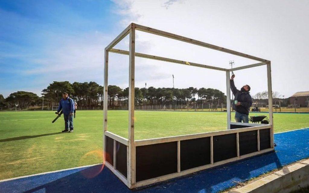 Deporte de alto rendimiento Las Leonas continuarían su entrenamiento para los Juegos Olímpicos en Pinamar