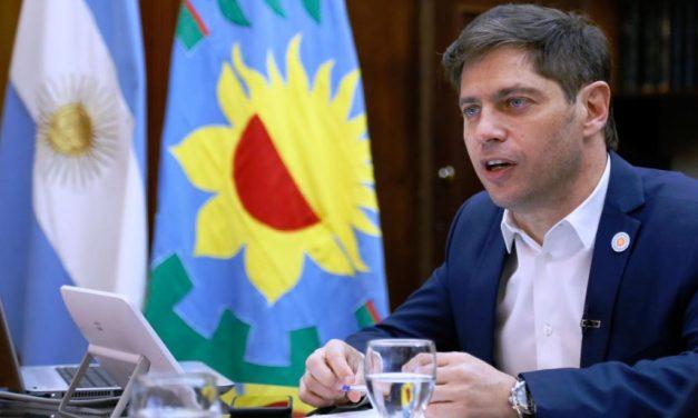 Economía La Provincia firmó convenios por obras de infraestructura con 6 distritos de la Región por 46 millones de pesos