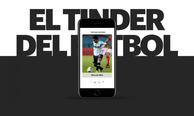 Así funciona el Tinder del fútbol, la aplicación para comprar y vender futbolistas