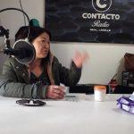 VISITO CONTACTO RADIO – 98.9 – Y EL PROGRAMA «HABLEMOS DE POLITICA»(CONDUCE WALTER PEREZ) LA PRECANDIDATA POR EL  «PRO» NATALIA GOMEZ NOTA COMPLETA.-