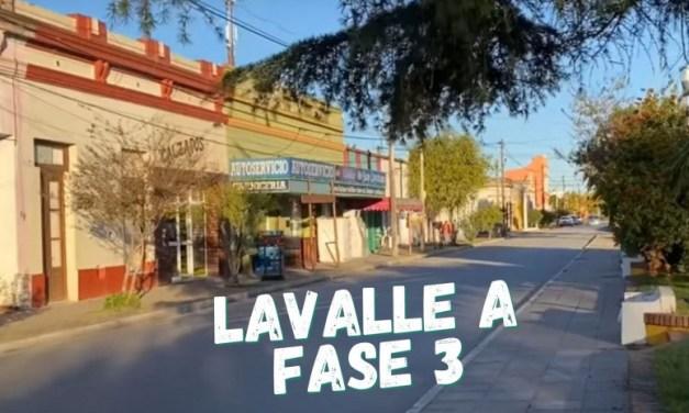 General Lavalle pasará a fase 3 y habrá clases presenciales