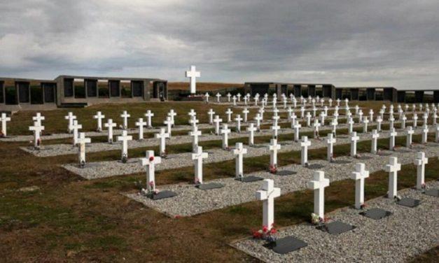 Ya está en marcha la segunda etapa del proyecto para identificar soldados argentinos en Darwin