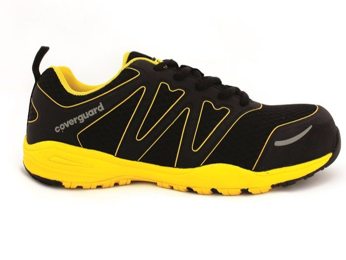 GYPSE-S1P-zute-9GYP610 Zaštitna cipela GYPSE S1P SRA niska