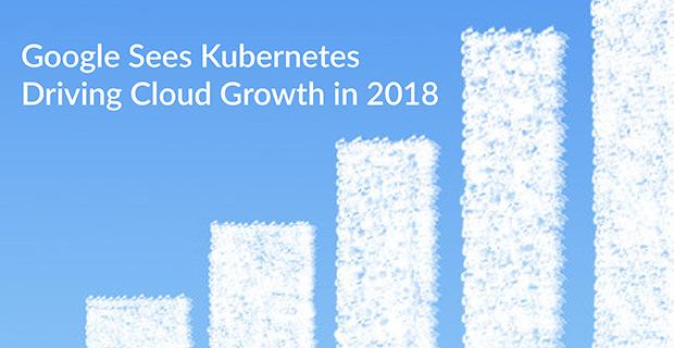 Google Kubernetes Cloud Growth
