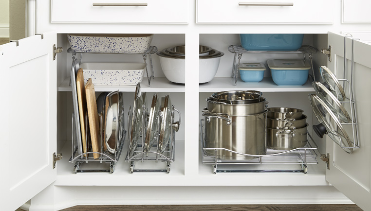 How To Organize Your Kitchen Cabinets Step By Step