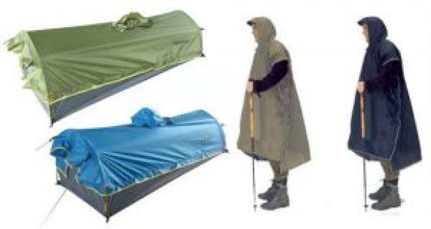 tenda de emergência