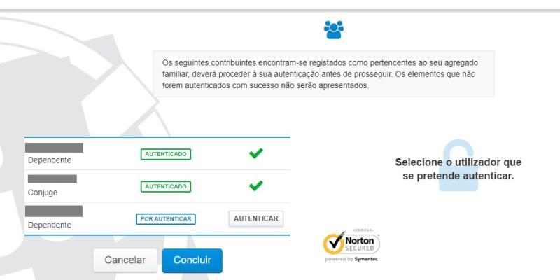 48c4889518 Como atualizar o agregado familiar no Portal das Finanças