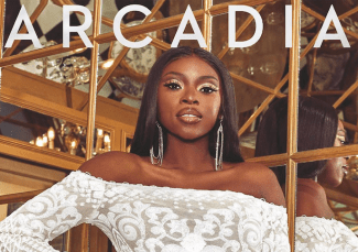 Patricia appears on the cover of Arcadia Magazine