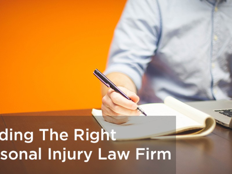 5 Step Epic Formula For Finding The Right Personal Injury