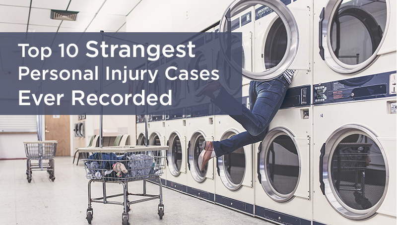 Top 10 Strangest Personal Injury Claims That Will Blow