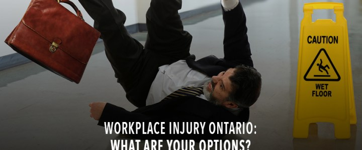 What To Do If You Get Hurt At Work How To Handle
