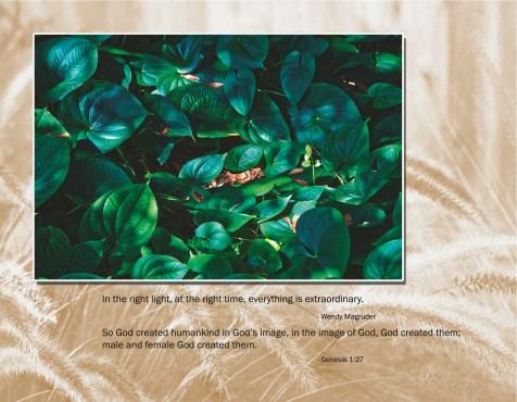2011 Calendar Page April