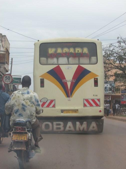 Obama's bus