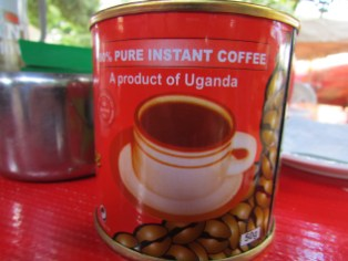 Instant coffee is king
