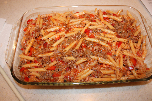 baked-penne