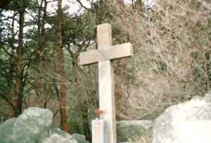 The memorial to the martyrs of Unzen, Japan. (Photo by Connie Rossini).