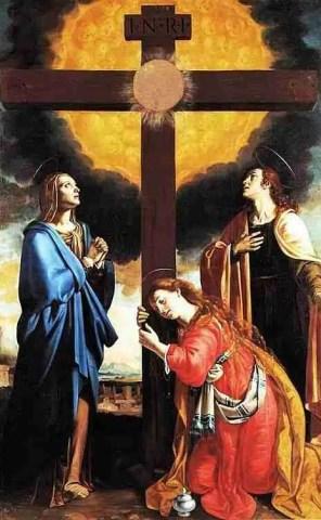 Guerrierri Crucifixion